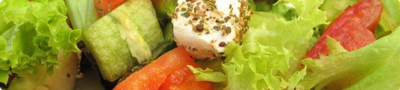 Salate - La Koliba