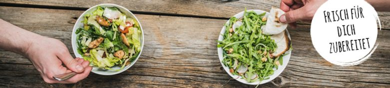 Vorspeisen/Salat - Casa Frascati