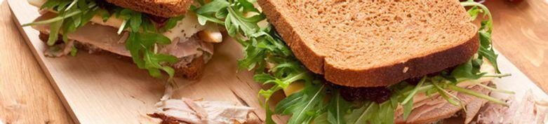 Gegrillte Sandwiches - Dean & David