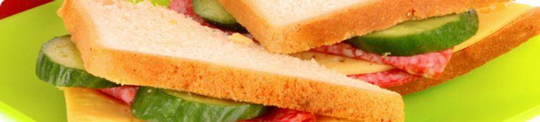 Toast - Anna's Sandwich und Salatbar