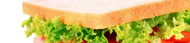 Vegetarische Sandwiches - Anna's Sandwich und Salatbar