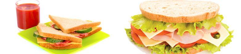 Sandwiches  - Il Cantuccino