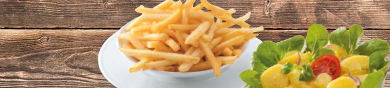 Beilagen und Beilagensalate - Schnitzel & Burger Boy