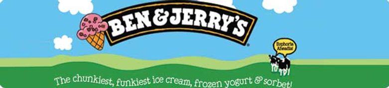 Ben Jerry's  - Mariia's Garten
