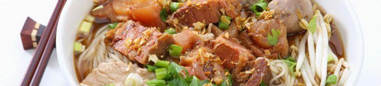 Nudelsuppen - Ginger & Spice