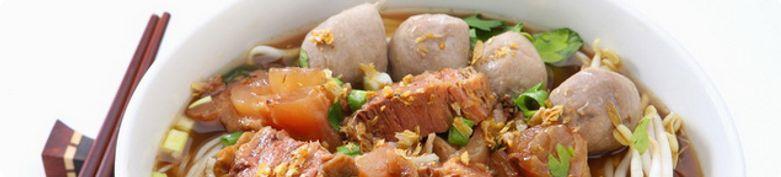 Suppen - Chinaman
