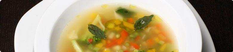Minestre – Suppen - Mia Mensa - Steinofenpizza