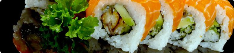 Rolls - Sushi to go
