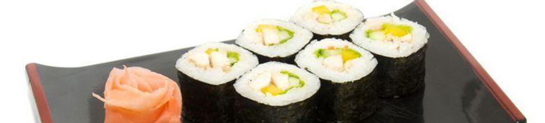 Maki - Sashimi - China Restaurant Sin Hua