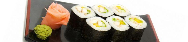 Sushi und Maki - Asia Restaurant Yun