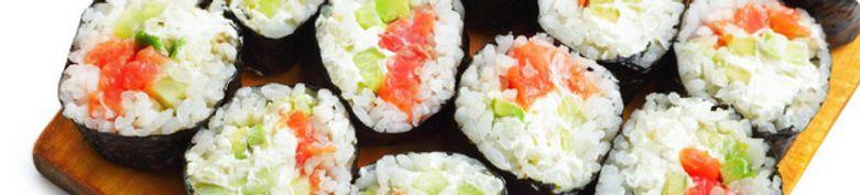 Japanische Sushi & Maki - Chilli Pepper