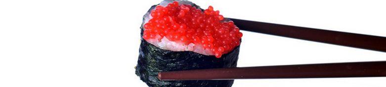 Massago mit Bio-Avocado - Ham Ham Sushi