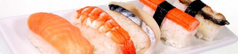 Sushi Set - Natsu Sushi Burggasse