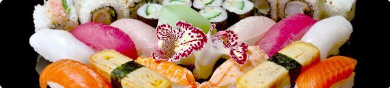 Nigiri Sushi - Sushi Cross