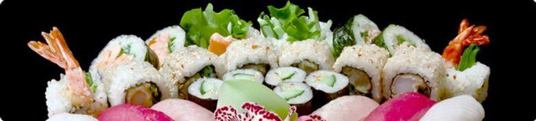 Große Nigiri Platte - Sushi Theke