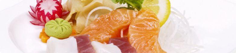 Sushi- Sashimi- Maki  - Kaiser von China