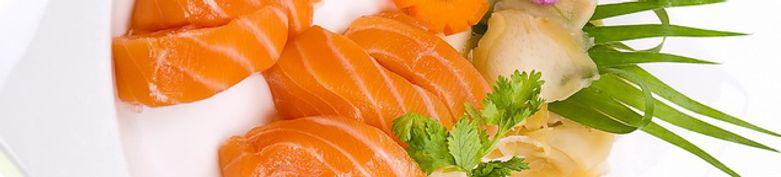 Sushi Sashimi Teller  - Kimi Hana