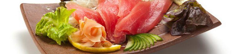 Sashimi - Sarang - Asia Fusion Restaurant