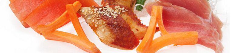 Sashimi  - Restaurant Ecke