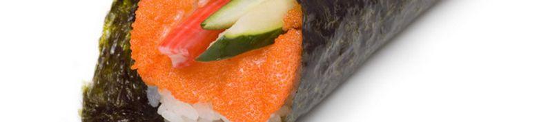 Sushi  - Jay's House