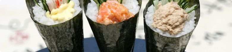 Temaki - Sushi Cross