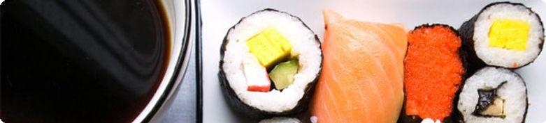 Mittagsmenü - Sakana Sushi Bar