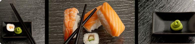Sushi einzeln - Wok Sushi Time