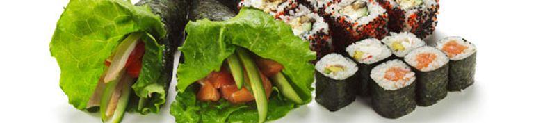 Sake Maguro Sushi - Sohyi Sushi