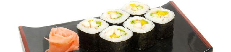 Sushi und Maki - Restaurant Asia 4 - Lieferservice Hartberg