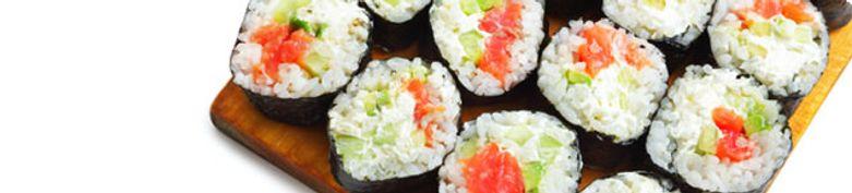 Special Rolls - Sushi Cross