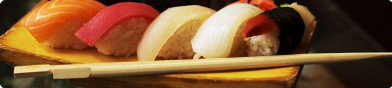 Sushi - Wok Sushi Brunnen