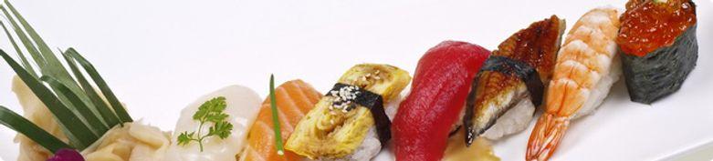 Sushi & Sashimi - Zum Goldenen Fisch - China Restaurant