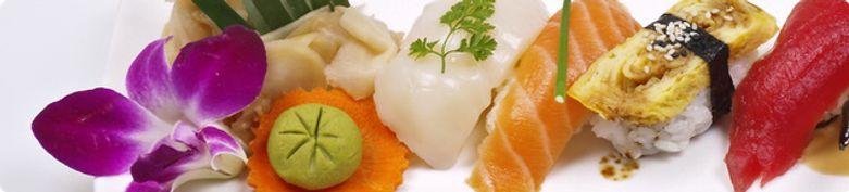 Sushi - Chinahaus