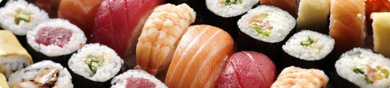 Sushi - China Restaurant Gedeihen