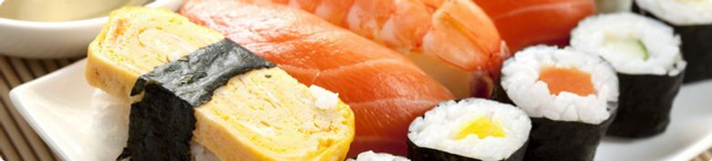 Sushi & Maki - Mango Restaurant