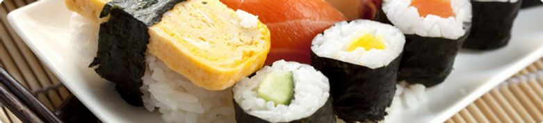 Sushi Spezialitäten  - Asia Bistro Sakura