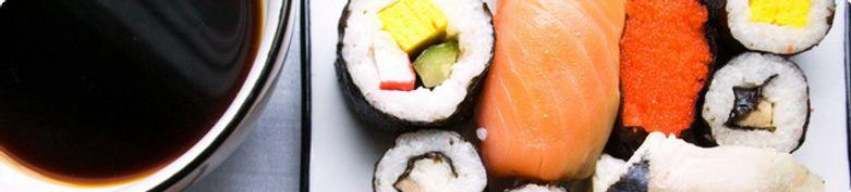 Sushi - Oishi Sushi