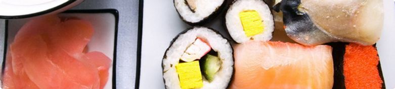 Sushi Donuts - ASIA Meister
