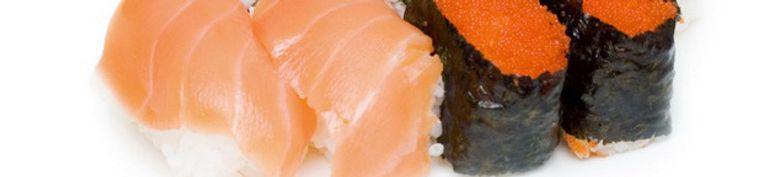 Nigiri Sushi - Tokyo Bay