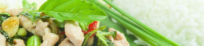 Salate  - Lakkana Thai Wok