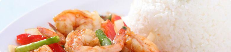 Fisch & Meeresfrüchte - Asia Restaurant Ferng
