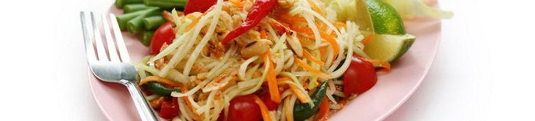 Reisnudelgerichte - Happy Thai Imbiss