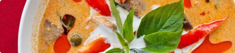 Thailändische Spezialitäten - Asia Restaurant Li