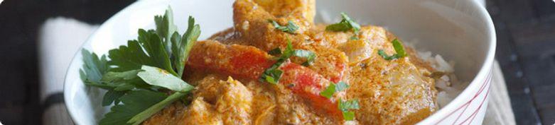 Scharfe Fleischgerichte  - Thai Restaurant