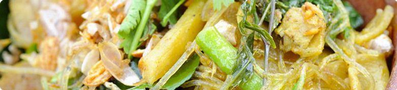 Salate - Restaurant Tom Yam