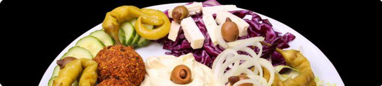 Warme Vorspeisen (sicak Mezeler) - Saphire Restaurant