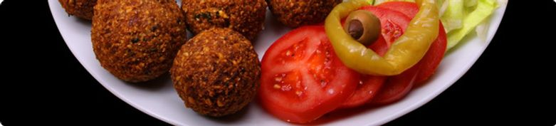 Falafel - Hot & Fresh