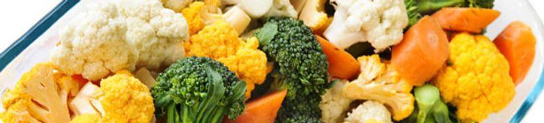 Vegetarische Speisen - Die Essbahn
