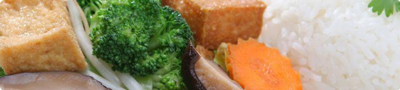 Gerichte mit Gemüse  - Asian Pockets