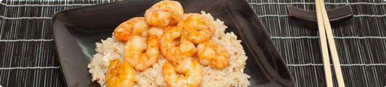 Fisch & Meeresfrüchte - Asia Restaurant Yun